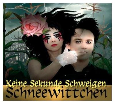 """CD-Cover """"Keine Sekunde Schweigen"""""""